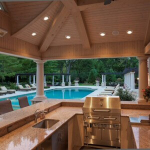 Kitchens, Structures and Patios